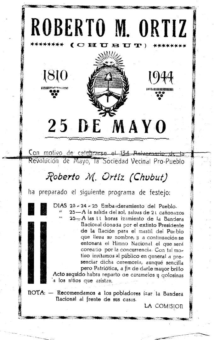 afiche historico