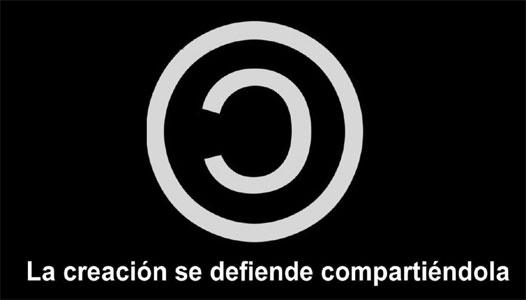 Simbolo con el que se identifica el Copyleft