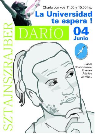 Afiche Darío SZT