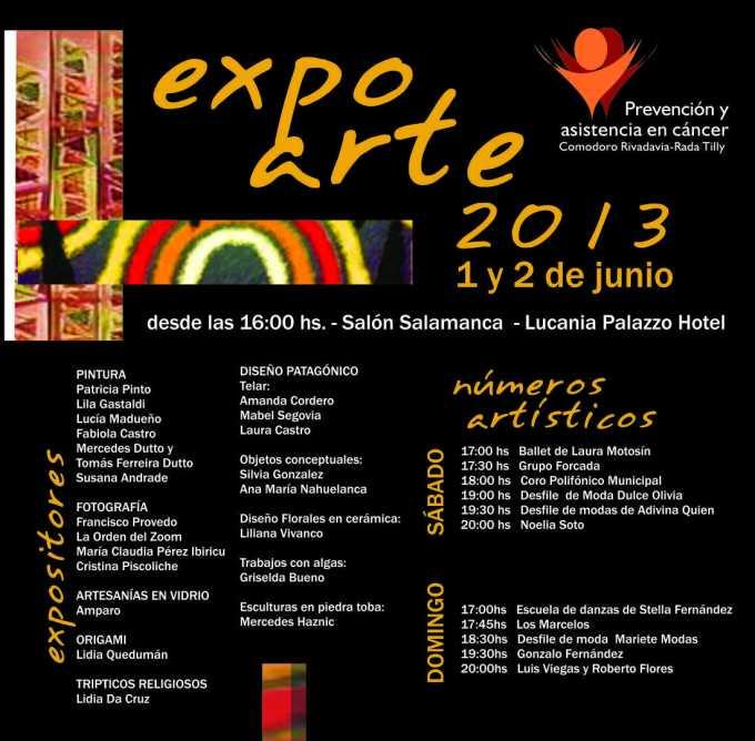 expo arte 2013