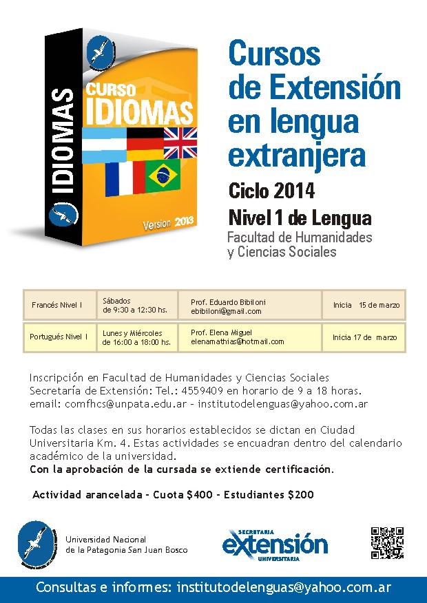 newsletter 2 idiomas 2014