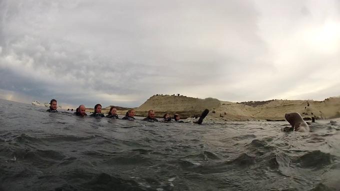 lobos snorkeling 3