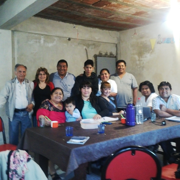 Reunion 24 de marzo. Guarani
