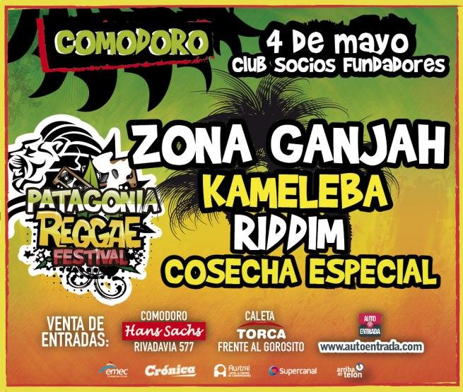reggae festival comodoro